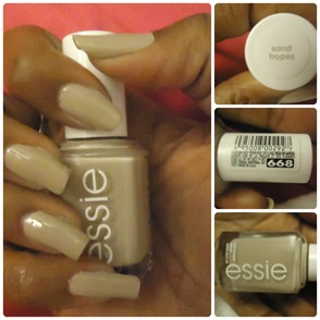 essie Collage