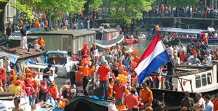 All about Queens Day in Amsterdam