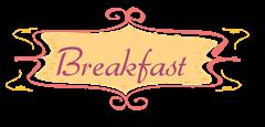 WIAW Breakfast