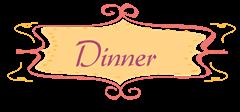 WIAW Dinner