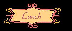 WIAW Lunch
